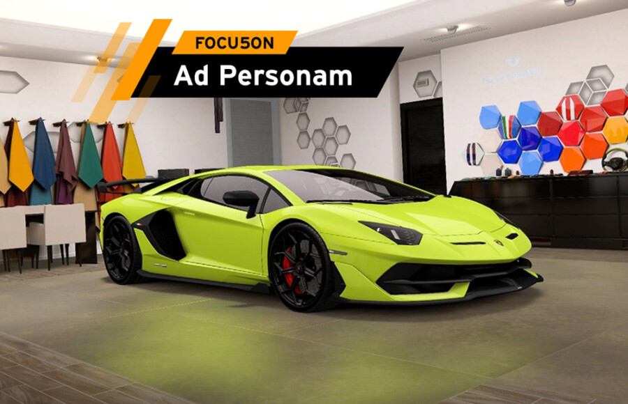 Lamborghini Ad Personam Customization facts