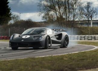 Lotus Evija test Program Update