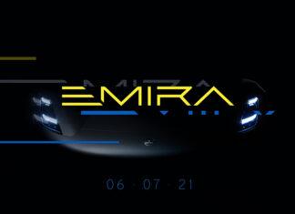 Lotus Type 131 is named EMIRA