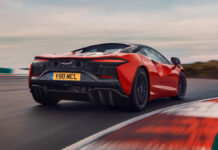 McLaren Artura High-Performance Hybrid powertrain sets new supercar standards