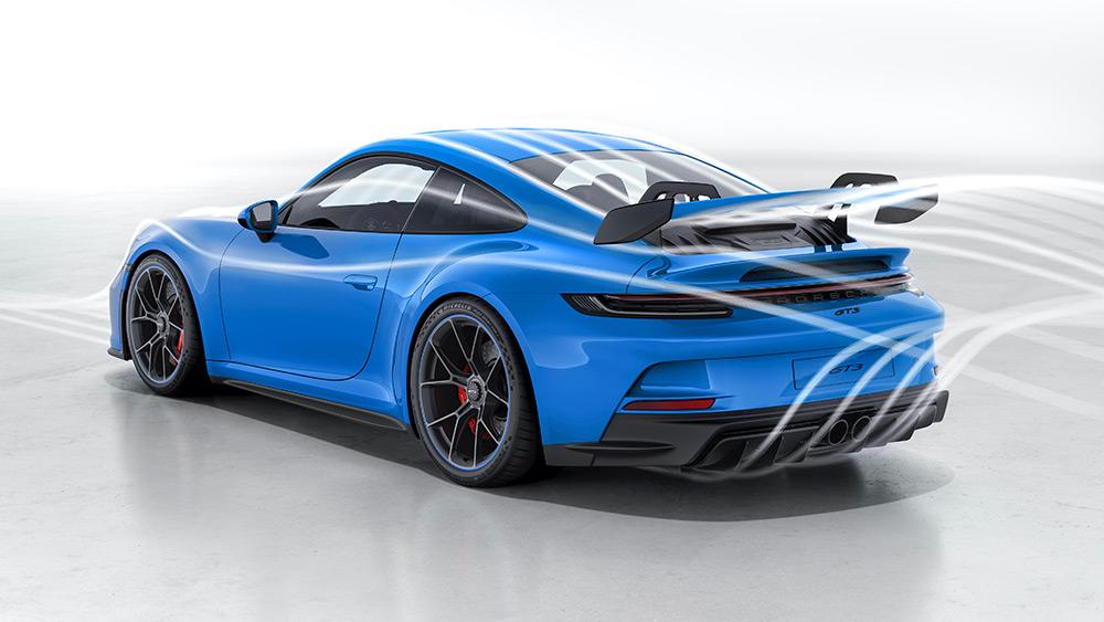 New Porsche 911 GT3 Fine Tuning