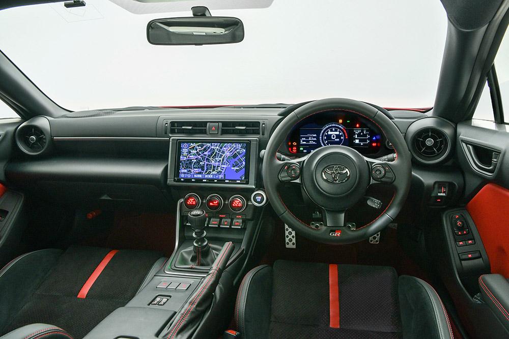 Toyota GR 86 Debut