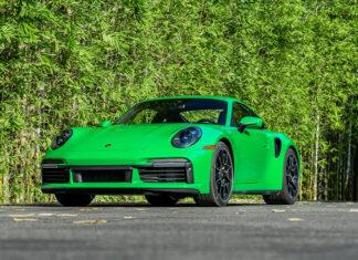 Porsche 911 Turbo declared 2021 World Performance Car