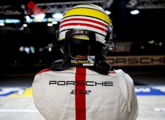 Porsche WEC Works Drivers Helmet Designs