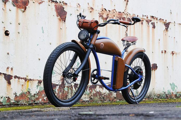Rayvolt UK bespoke e-Bikes