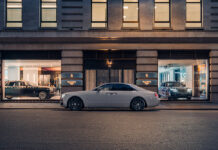 Rolls-Royce Motor Cars London, Operated by H.R. Owen, Opens New Flagship Residence