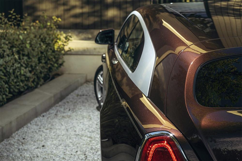 Rolls-Royce Silver Spectre Shooting Brake Bonhams Monaco Sale