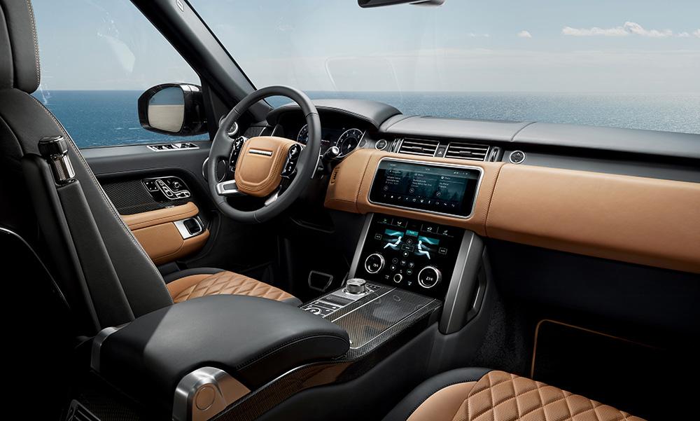 SV Bespoke Range Rover Ultimate editions