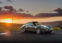 Theon Design HK002 is based on a Porsche 911 964