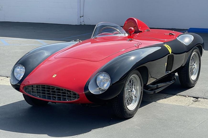 1955 Ferrari 500 Mondial Spyder, Series II Scaglietti for sale
