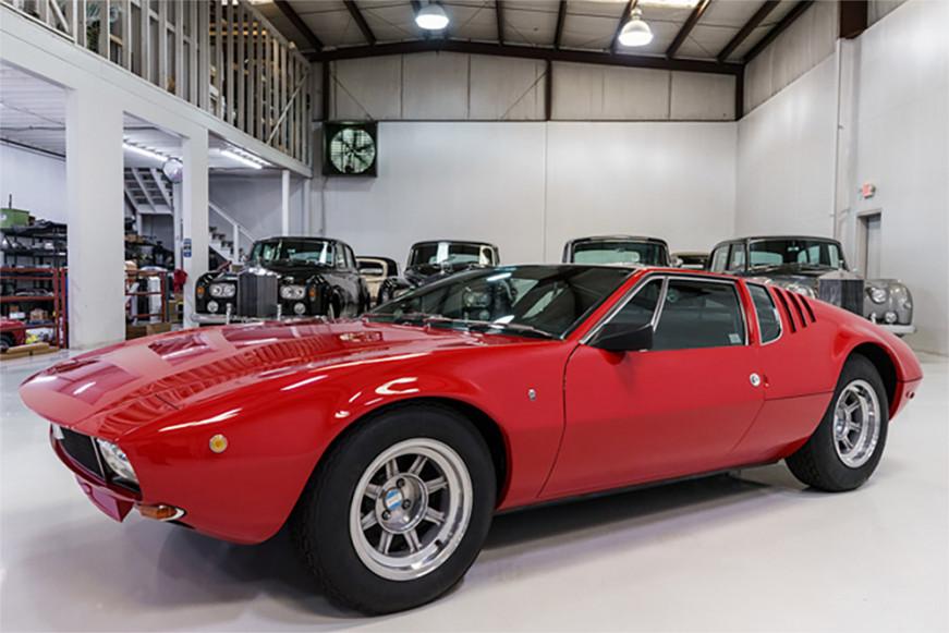 1970 DeTomaso Mangusta for sale