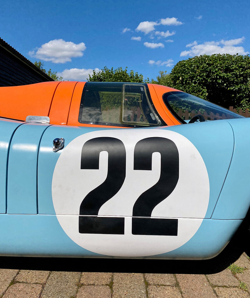 1970 PORSCHE 917 K at RM Sotheby's Monterey Auction
