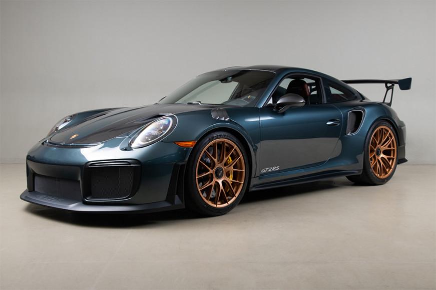 2019 Porsche GT2RS for sale