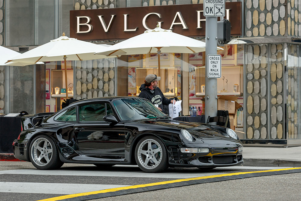 Beverly Hills Tour d'Elegance