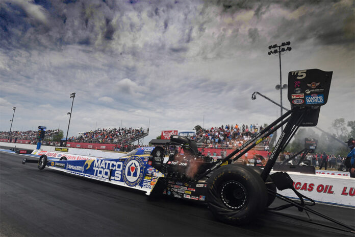 Antron Brown Wins 2021 Southern Nationals