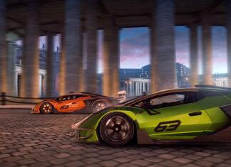 Asphalt 9: Legends Lamborghini Essenza SCV 12