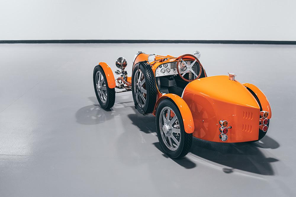 Bugatti Baby II First Customer Deliveries