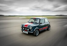 Mini Remastered Oselli Edition by David Brown Automotive