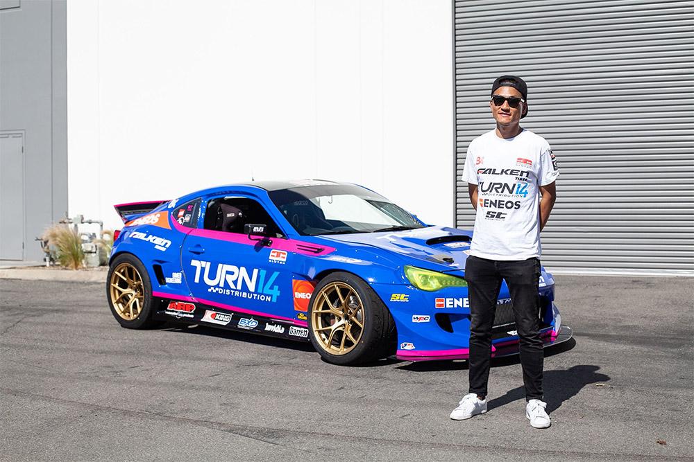 ENEOS Partners with Daijiro Yoshihara for Formula Drift