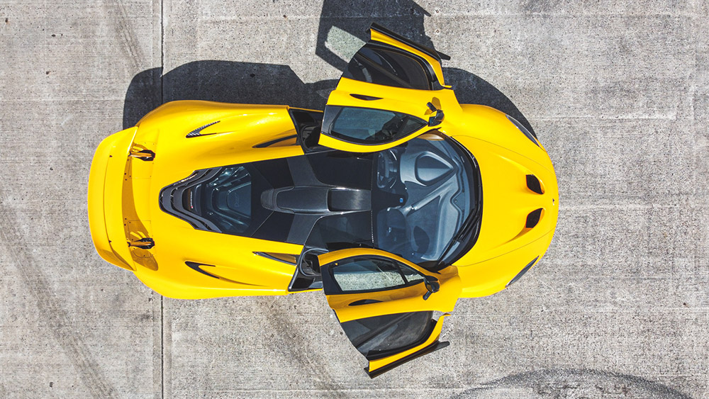 First McLaren P1 Offered at Silverstone Auctions May Sale