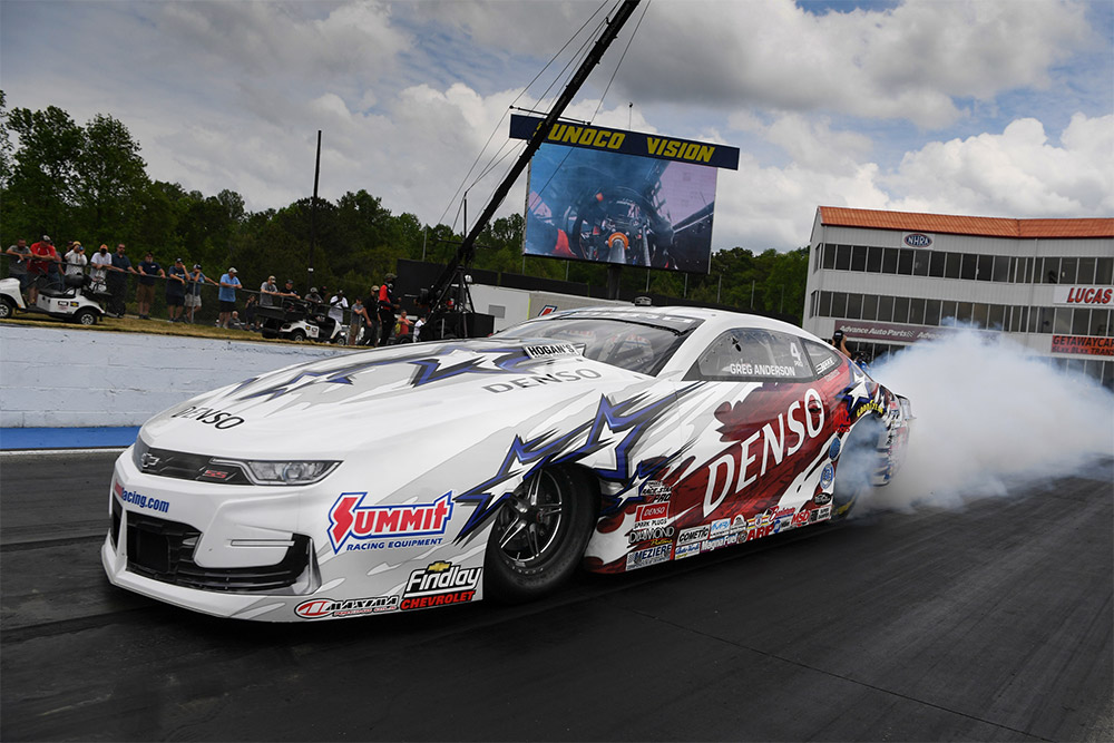 Greg Anderson Wins 2021 Southern Nationals