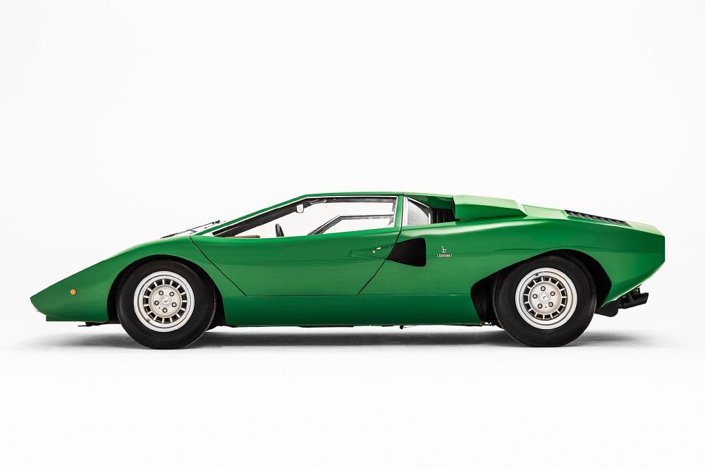 Lamborghini Countach 50th Anniversary