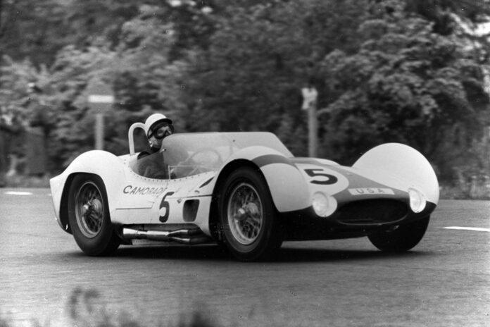 Maserati Tipo61 Nurburgring victory anniversary