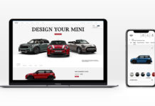 MINI USA Build-Your-Own Configuration Experience