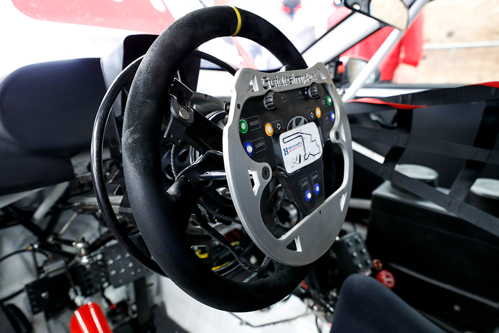 Robert Wickens Achieves His Goal of Driving a Race Car Again