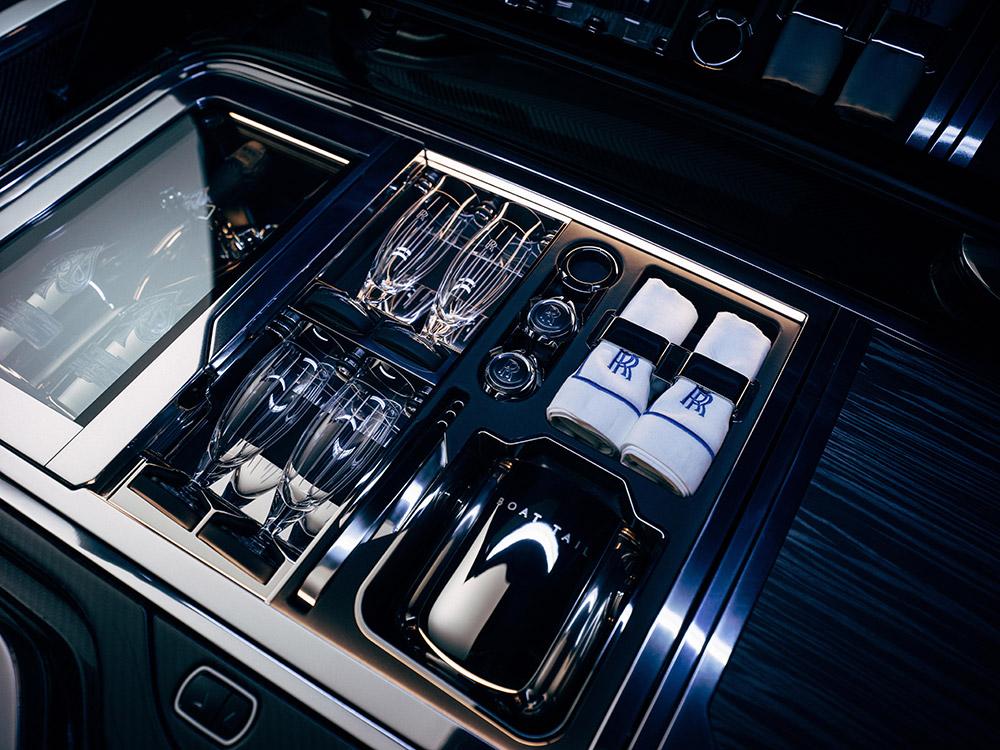 Rolls-Royce Boat Tail Coachbuilt Commission
