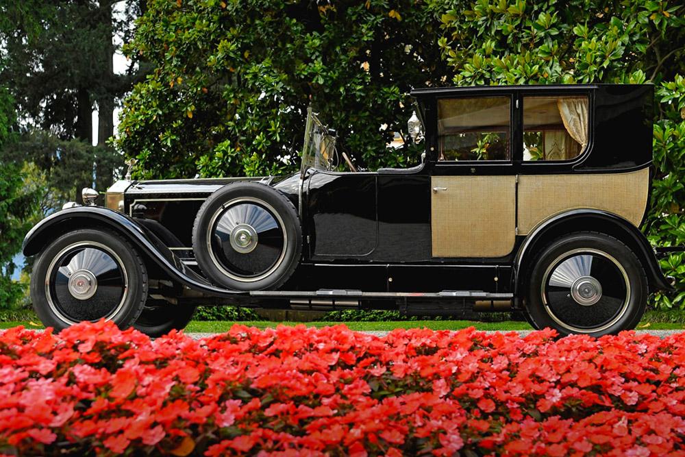 History of Rolls-Royce Coachbuilt Cars