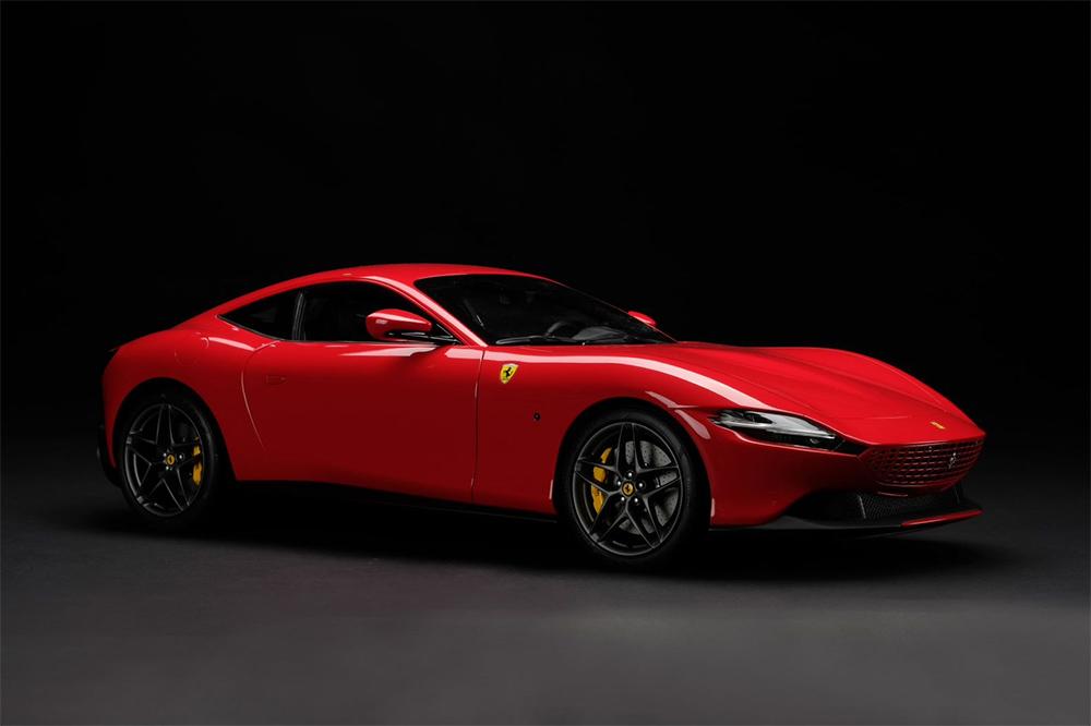 The Amalgam Collection 1/8th Ferrari Roma Revealed