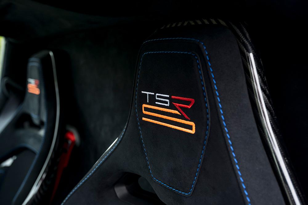 Zenvo Automotive TSR-S Hypercar arrives in the UK