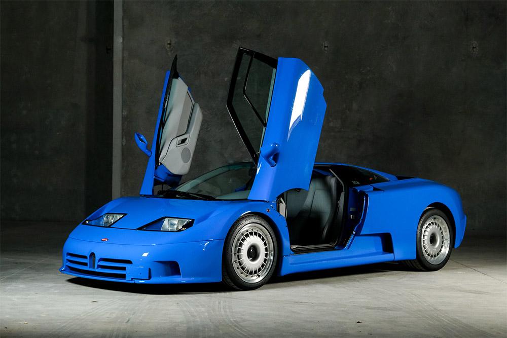 1994 Bugatti EB 110 GT Prototype For Sale