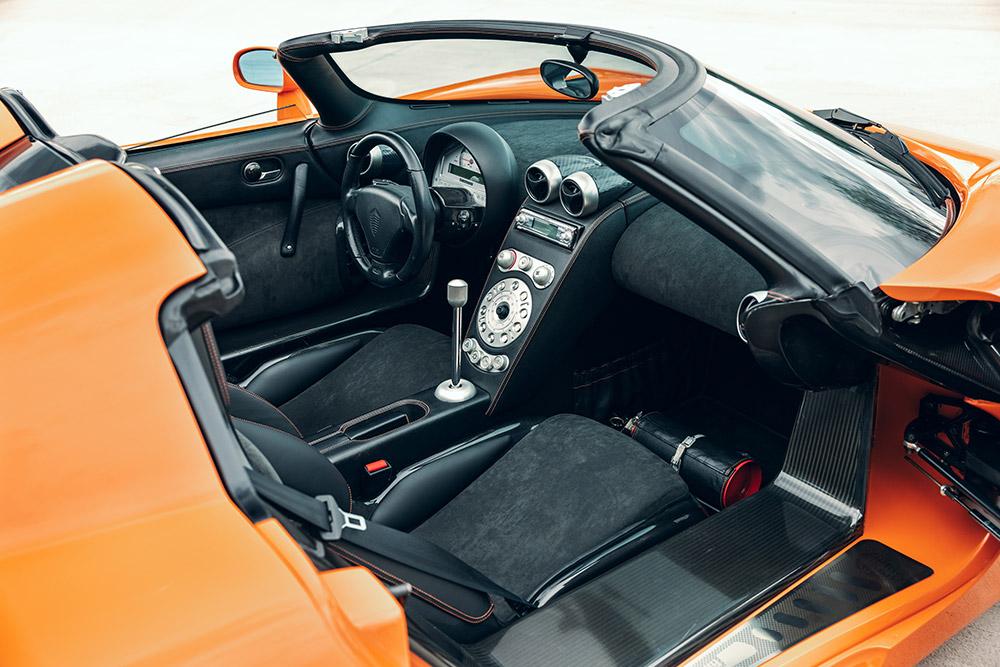 2004 Koenigsegg CCR Set for RM Sotheby's Milan Auction