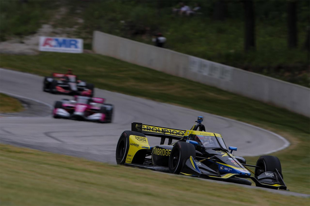 Alex Palou Wins REV Group Grand Prix at Road America