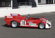 Alfa Romeo Tipo 33 TT3 Le Mans at Bonhams Goodwood