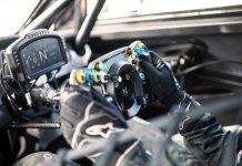 Bentley Fanatec GT3 Steering Wheel