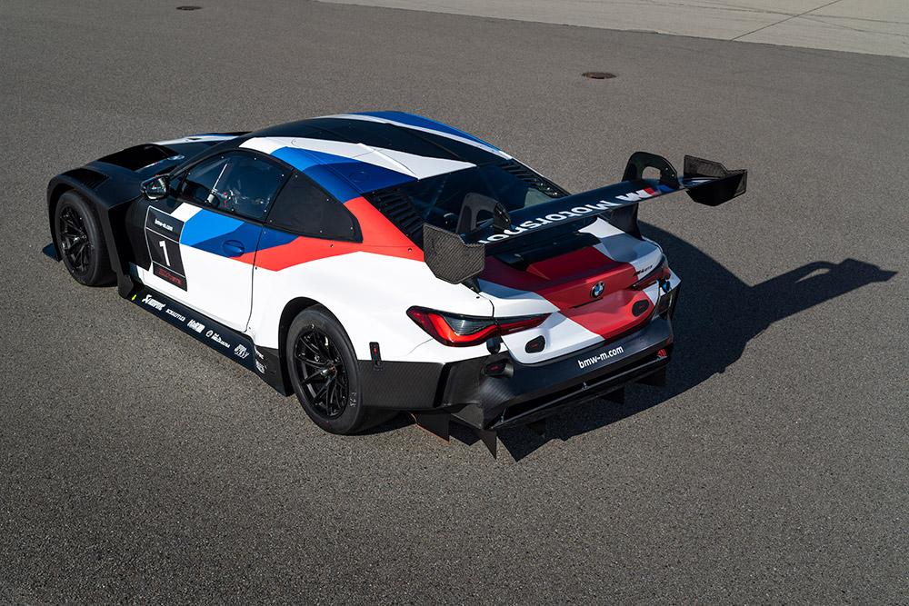 BMW M Motorsport new BMW M4 GT3