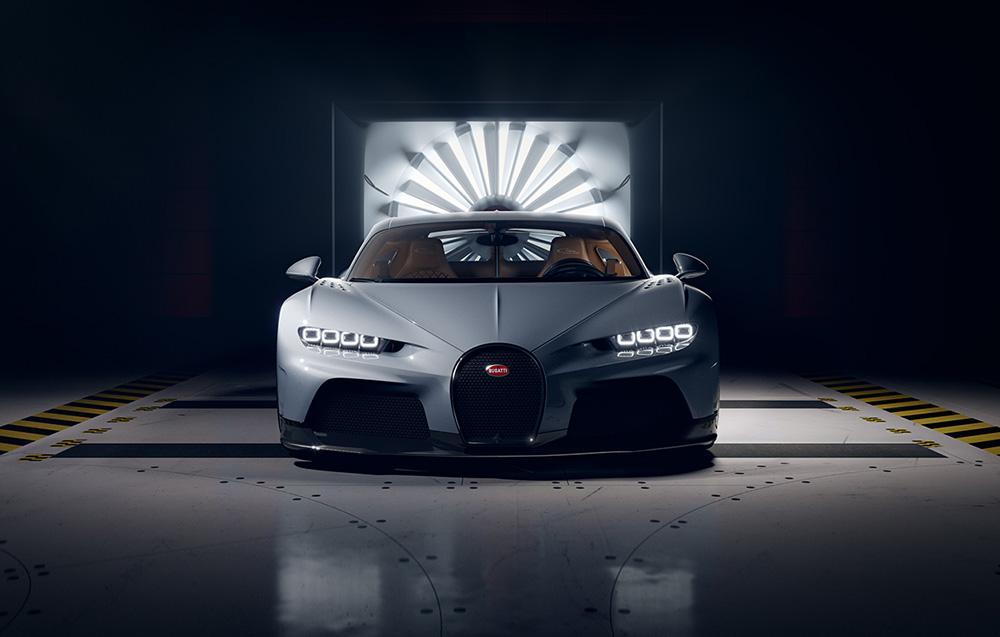 Bugatti Chiron Super Sport Debut