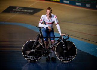 Great Britain Cycling Team Hope / Lotus Track Bikes