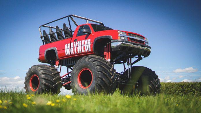 Mayhem Monster Truck Car & Classic Online Auction