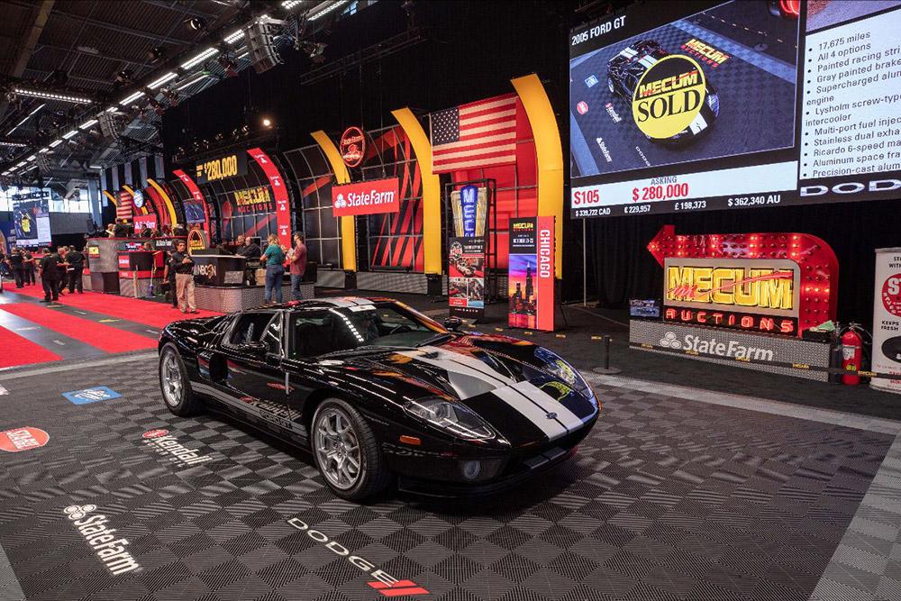 Mecum Auctions Tulsa Gets 21 Million in Sales