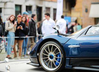 Pagani Huayra Celebration at 2021 Valley Motor Fest