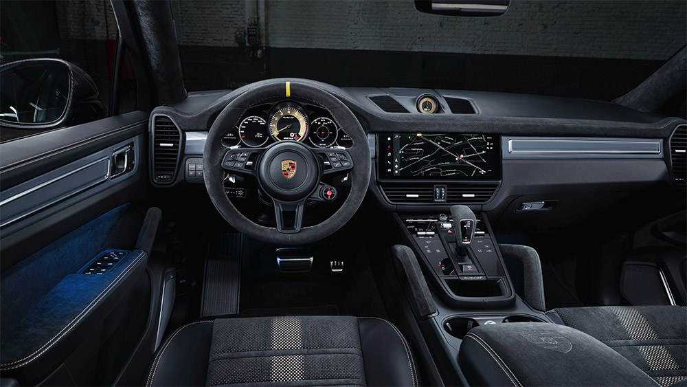 Porsche Cayenne Turbo GT High-Performance SUV