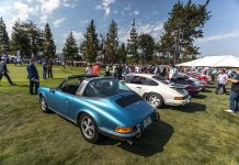 Porsche Sportscar Together Festival at Indianapolis Motor Speedway