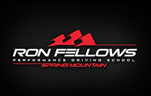 Ron Fellows performance Driving School