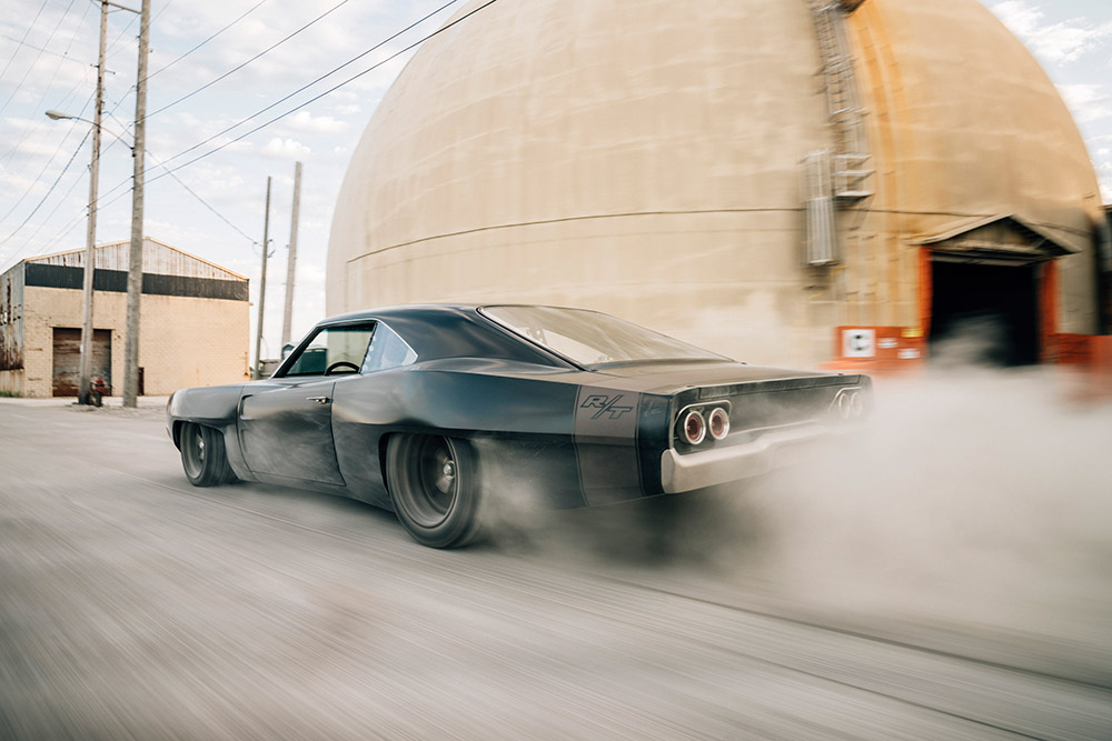 Speedkore Hellacious 1968 Dodge Charger Hellcat