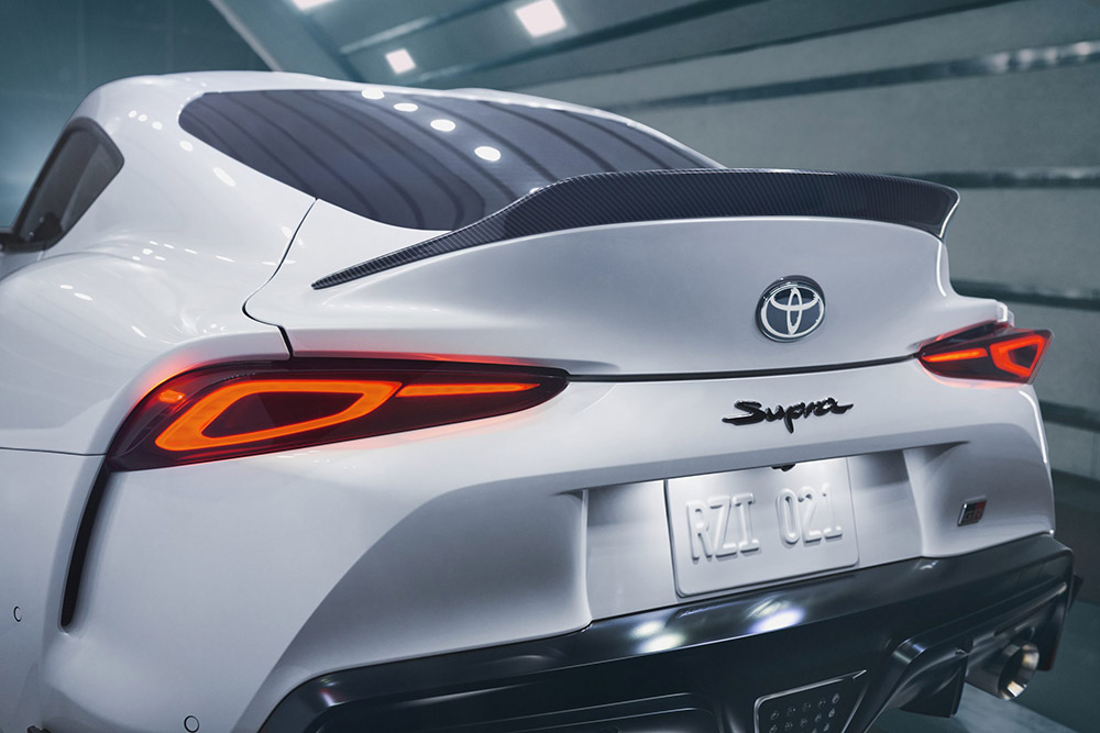 Toyota GR Supra A91-CF Edition