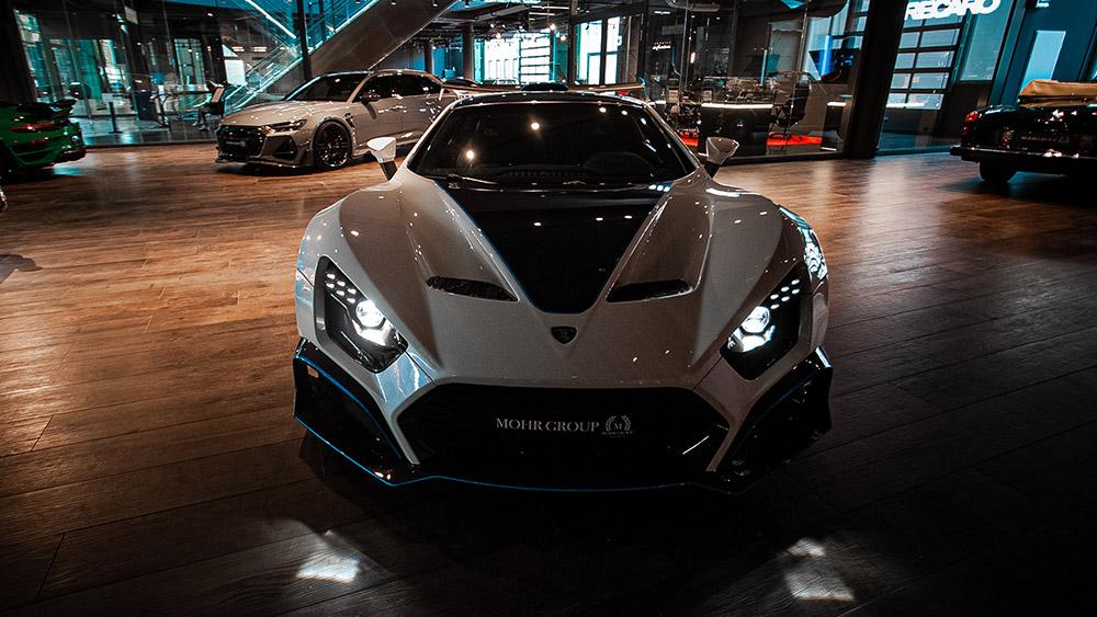 Zenvo Automotive TSR-S makes its MOHR GROUP Motorworld Munchen debut